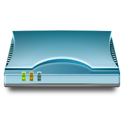 Icon of a decoder