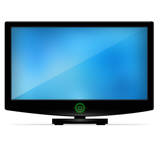Icon of a television